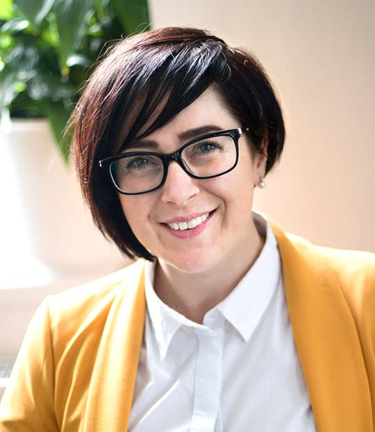 Mgr. Kateřina Štoplová, notářka v Prostějově