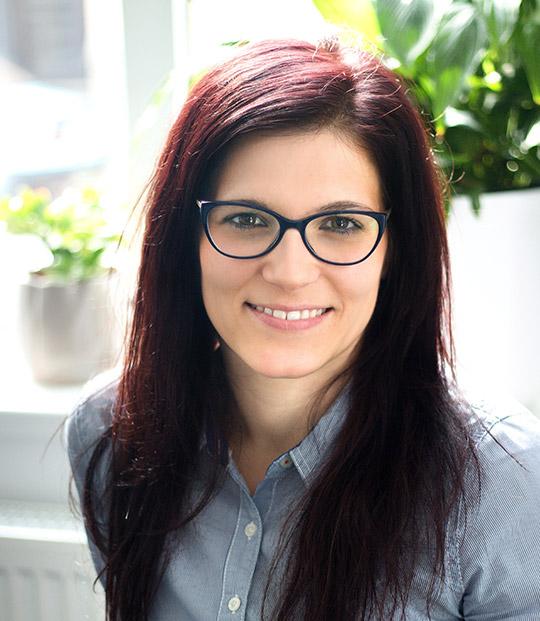 Mgr. Petra Křivánková, notářská kandidátka, zástupkyně notářky v Prostějově